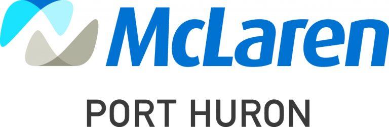 McLaren Port Huron Logo