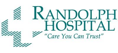 Randolph Hospital Logo